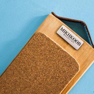 آویز یادداشت چوبی