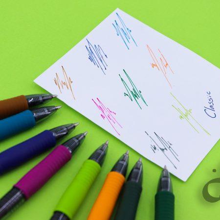 خودکار های رنگی پایلوت مدل G2 سری کلاسیک