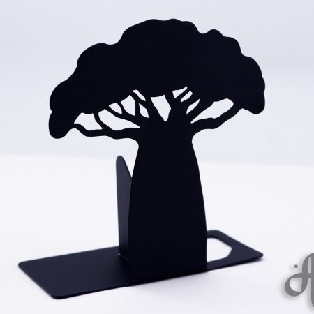 نگهدارنده کتاب طرح جنگل - درخت